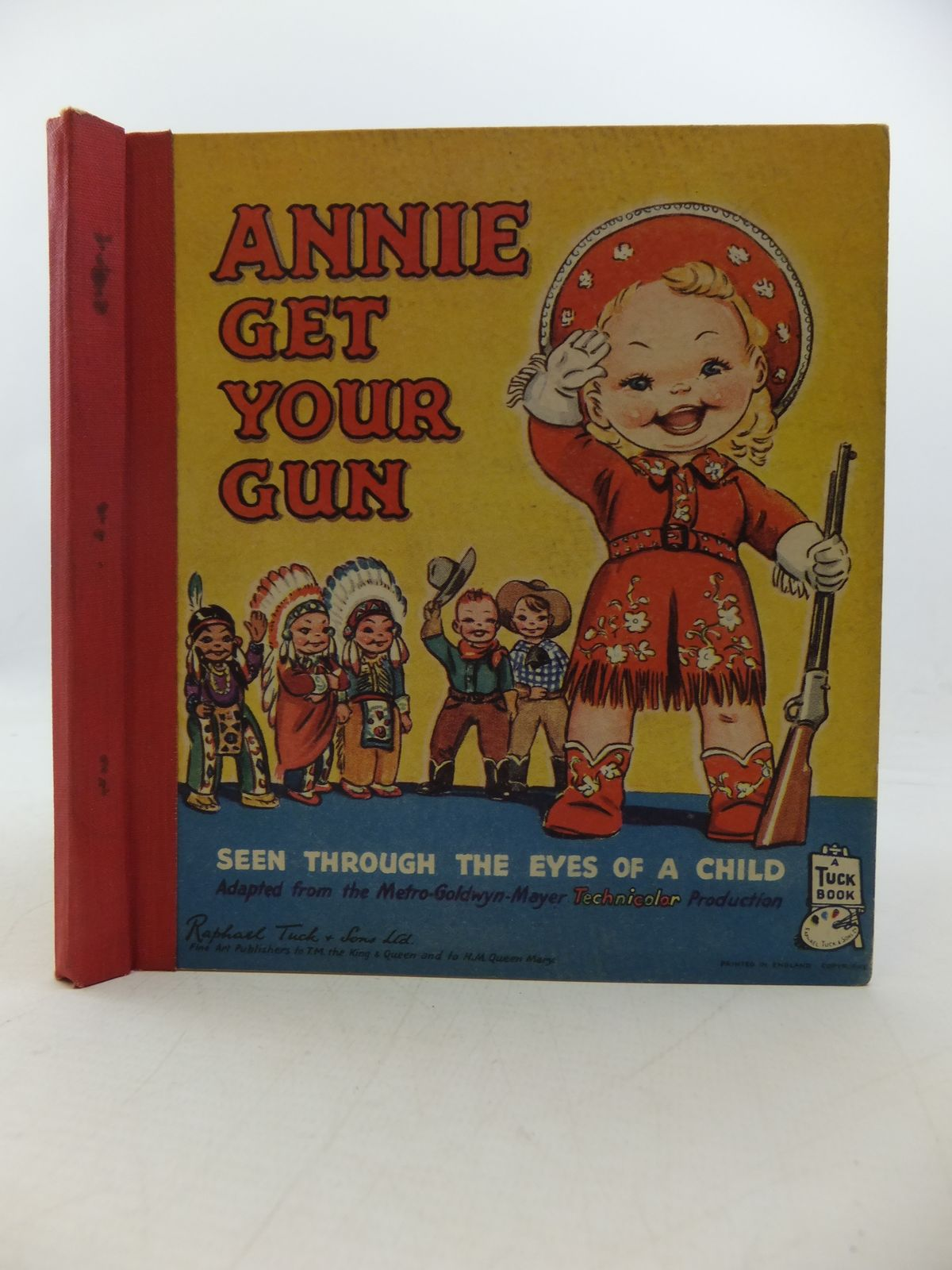 Photo of ANNIE GET YOUR GUN- Stock Number: 1207797