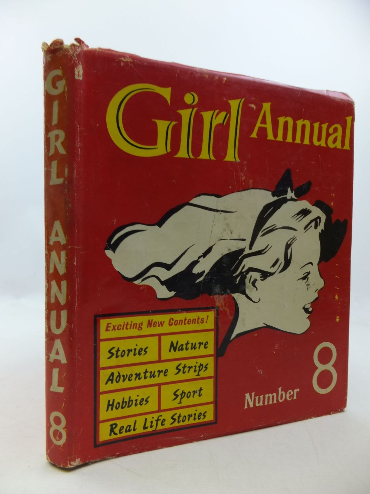 Photo of GIRL ANNUAL No. 8- Stock Number: 1207834