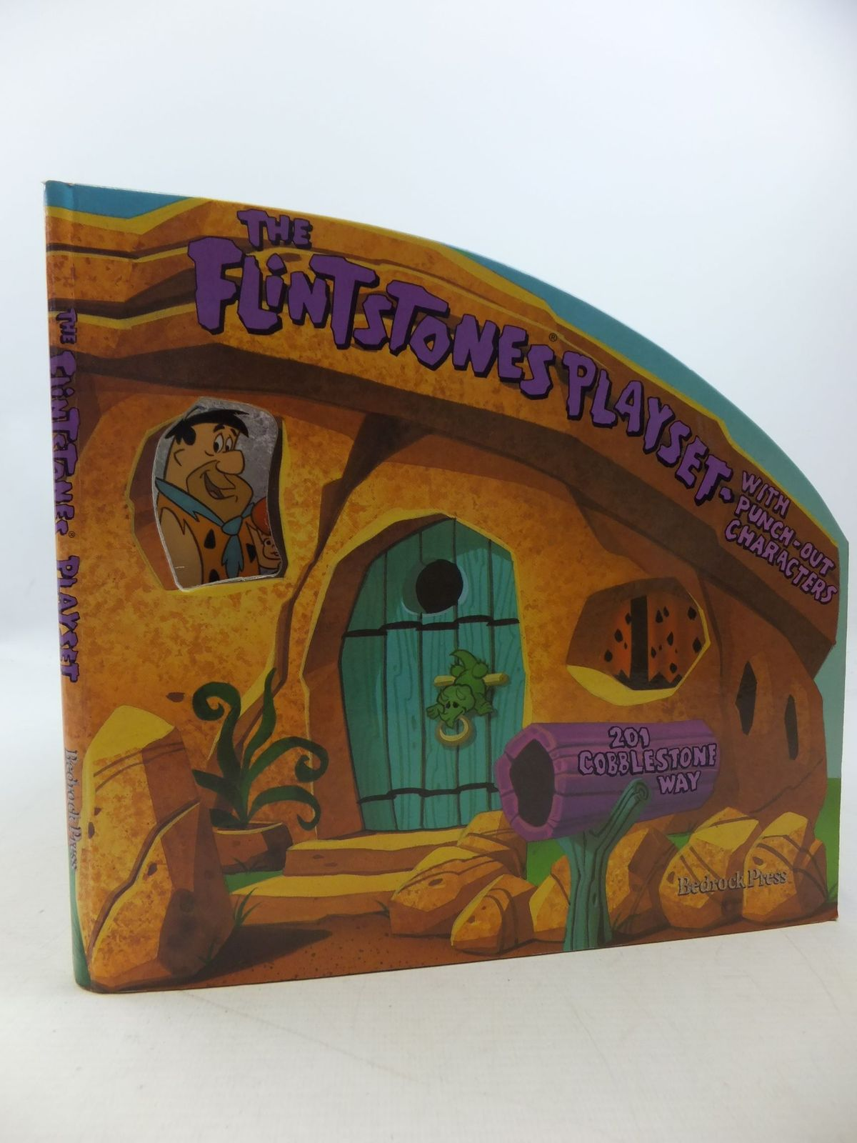 Photo of THE FLINTSTONES PLAYSET illustrated by Reifel, Bruce published by Bedrock Press (STOCK CODE: 1207842)  for sale by Stella & Rose's Books