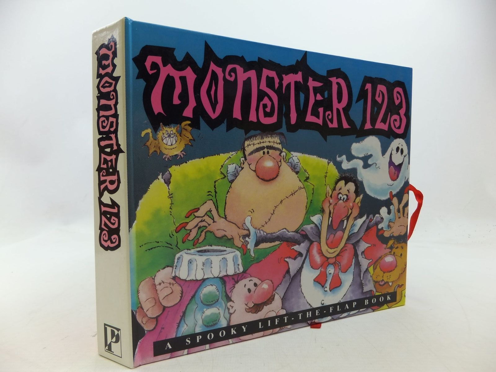 Photo of MONSTER 123 published by Parragon Books (STOCK CODE: 1207844)  for sale by Stella & Rose's Books
