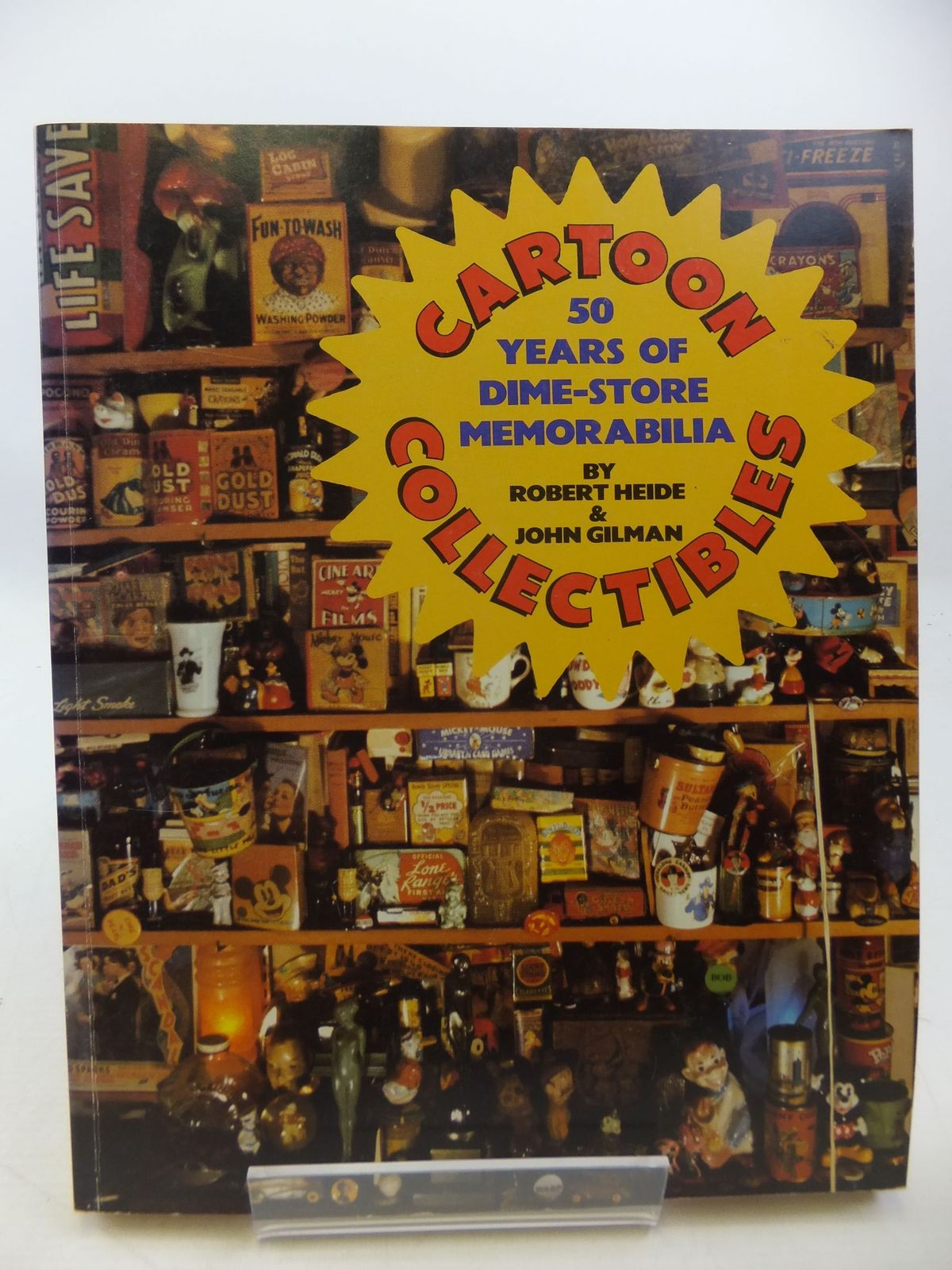 Photo of CARTOON COLLECTIBLES written by Heide, Robert<br />Gilman, John published by Doubleday &amp; Company, Inc. (STOCK CODE: 1207904)  for sale by Stella & Rose's Books