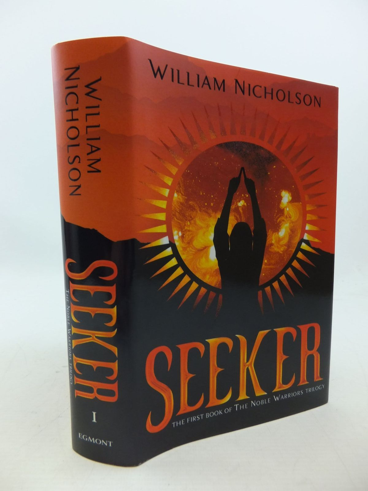 Photo of SEEKER written by Nicholson, William published by Egmont Uk Limited (STOCK CODE: 1207928)  for sale by Stella & Rose's Books