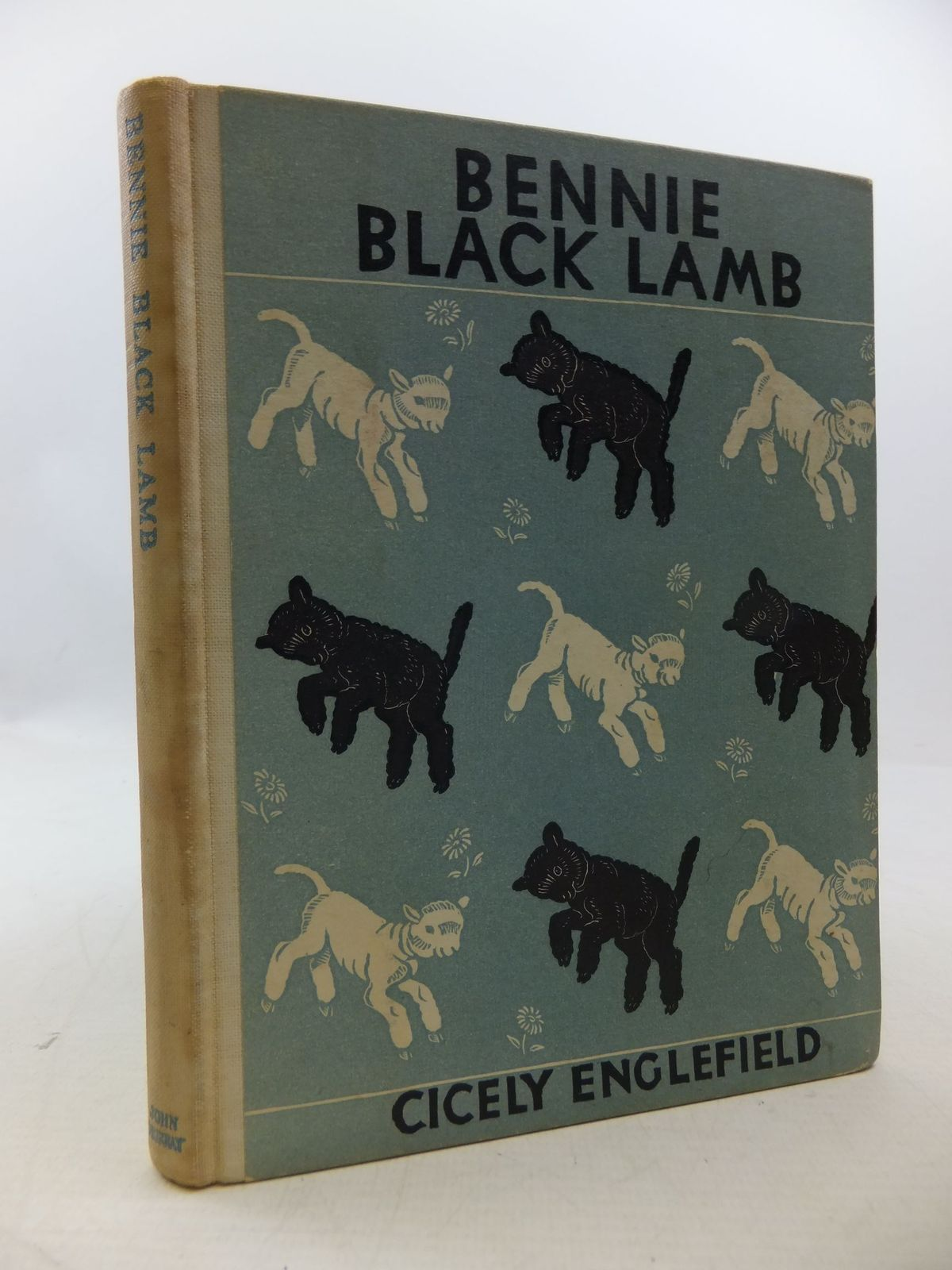 Photo of BENNIE BLACK LAMB written by Englefield, Cicely illustrated by Englefield, Cicely published by John Murray (STOCK CODE: 1207947)  for sale by Stella & Rose's Books