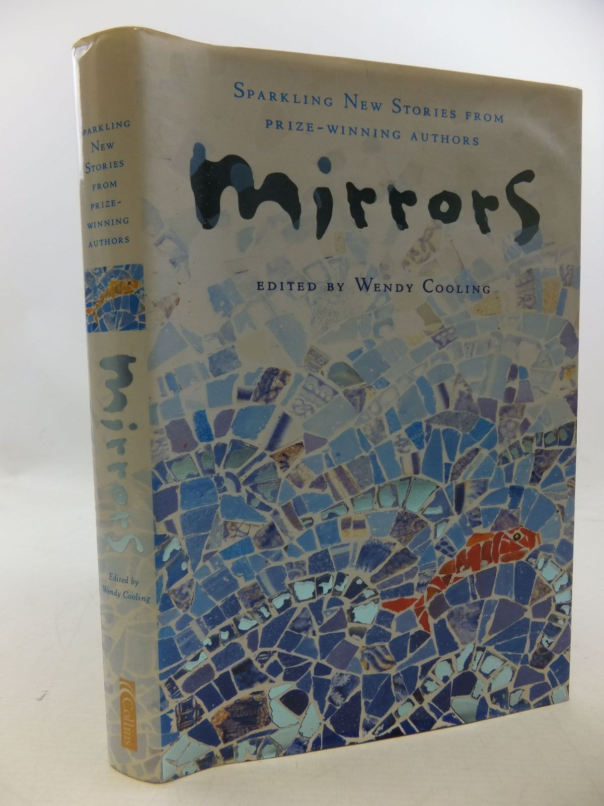 Photo of MIRRORS written by Cooling, Wendy illustrated by Young, Sarah Stevens, Tim published by Collins (STOCK CODE: 1207959)  for sale by Stella & Rose's Books