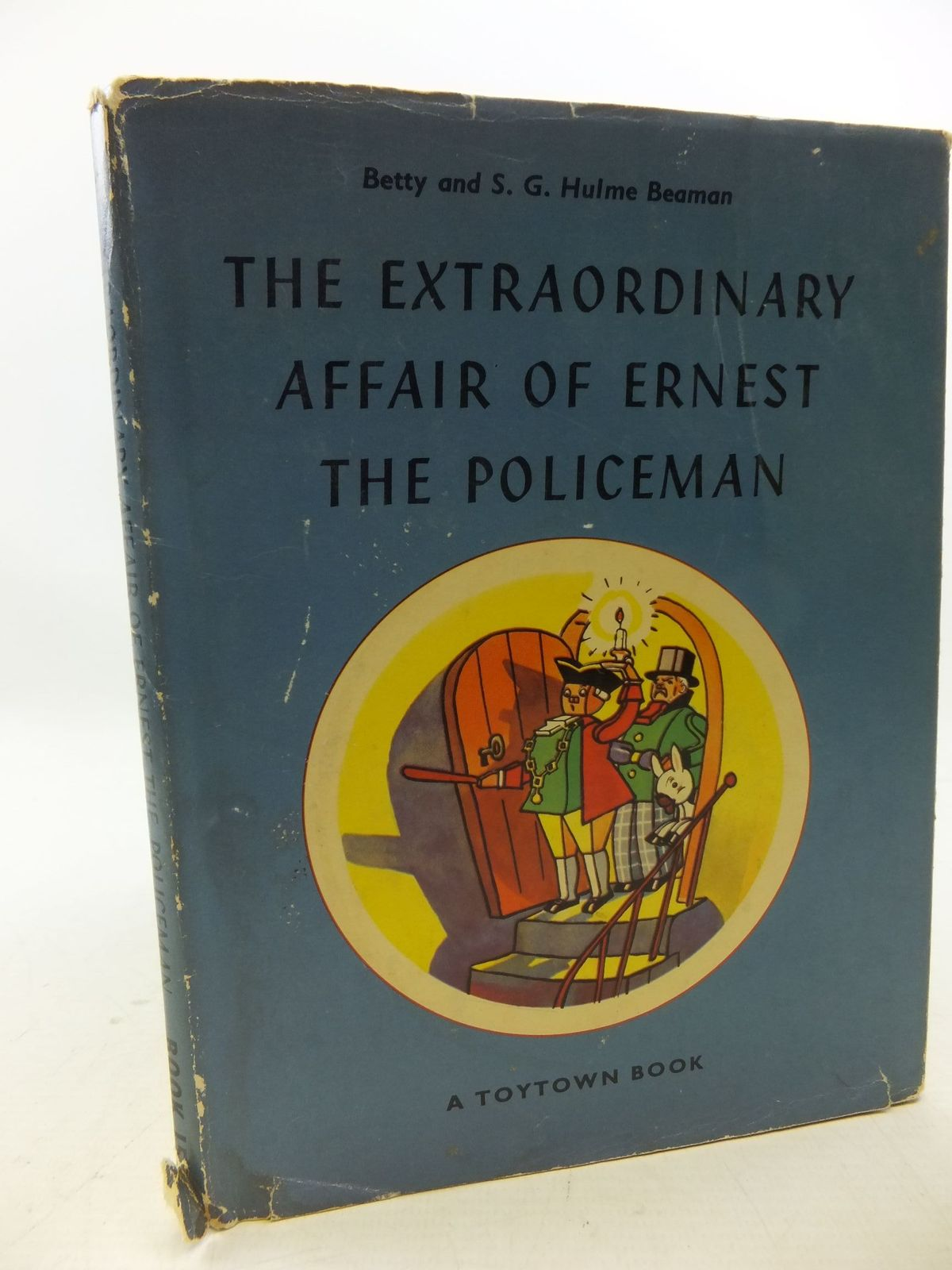 Photo of THE EXTRAORDINARY AFFAIR OF ERNEST THE POLICEMAN- Stock Number: 1207971