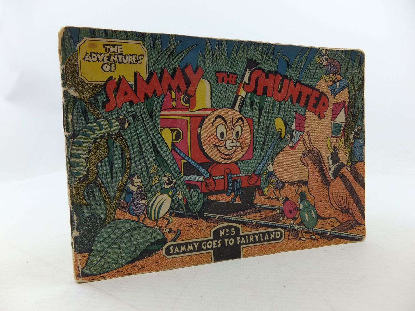 Photo of SAMMY GOES TO FAIRYLAND- Stock Number: 1207974