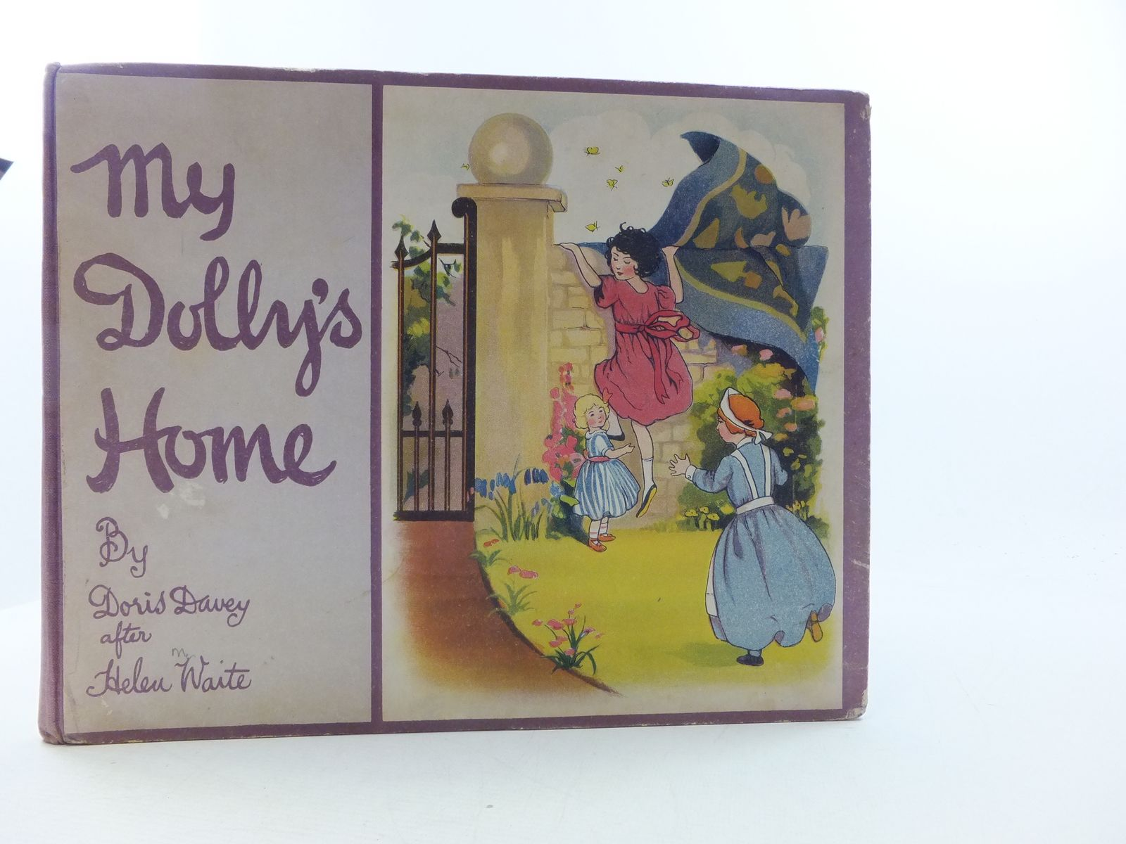 Photo of MY DOLLY'S HOME written by Davey, Doris<br />Waite, Helen illustrated by Stannard, Margarethe published by Arts and General Publishers Ltd. (STOCK CODE: 1207996)  for sale by Stella & Rose's Books
