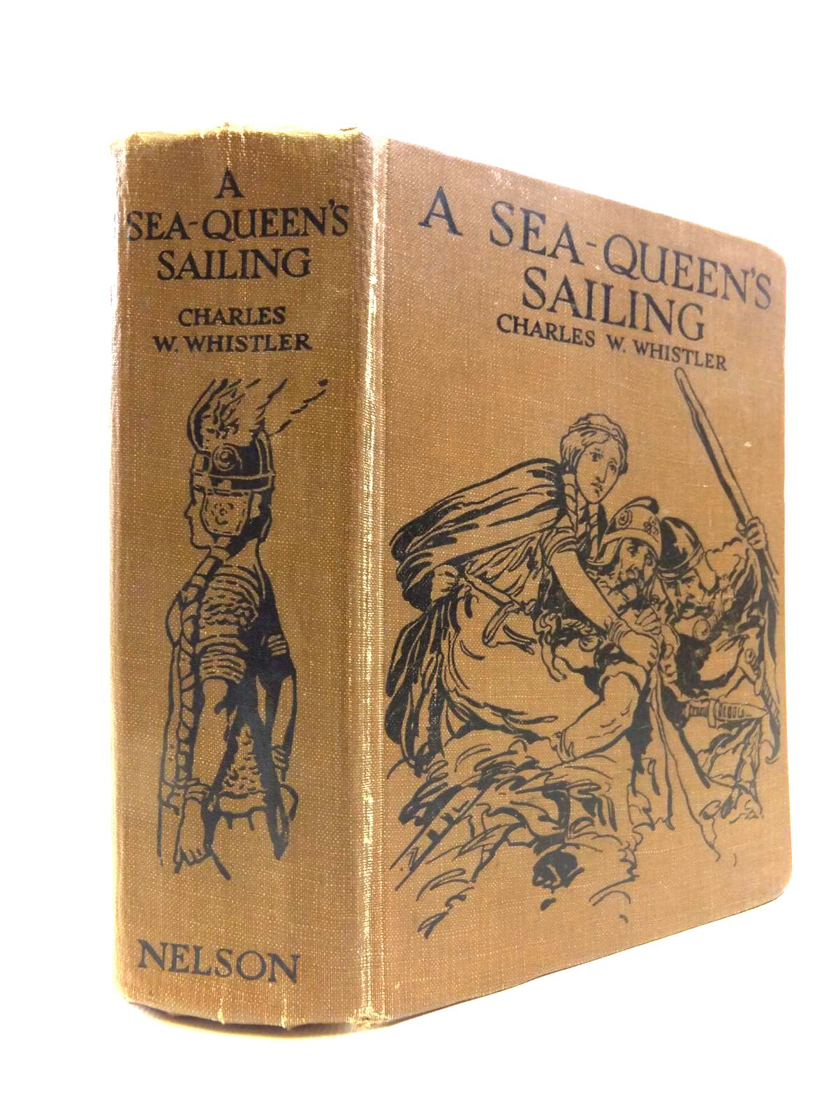 Photo of A SEA QUEEN'S SAILING- Stock Number: 1208278