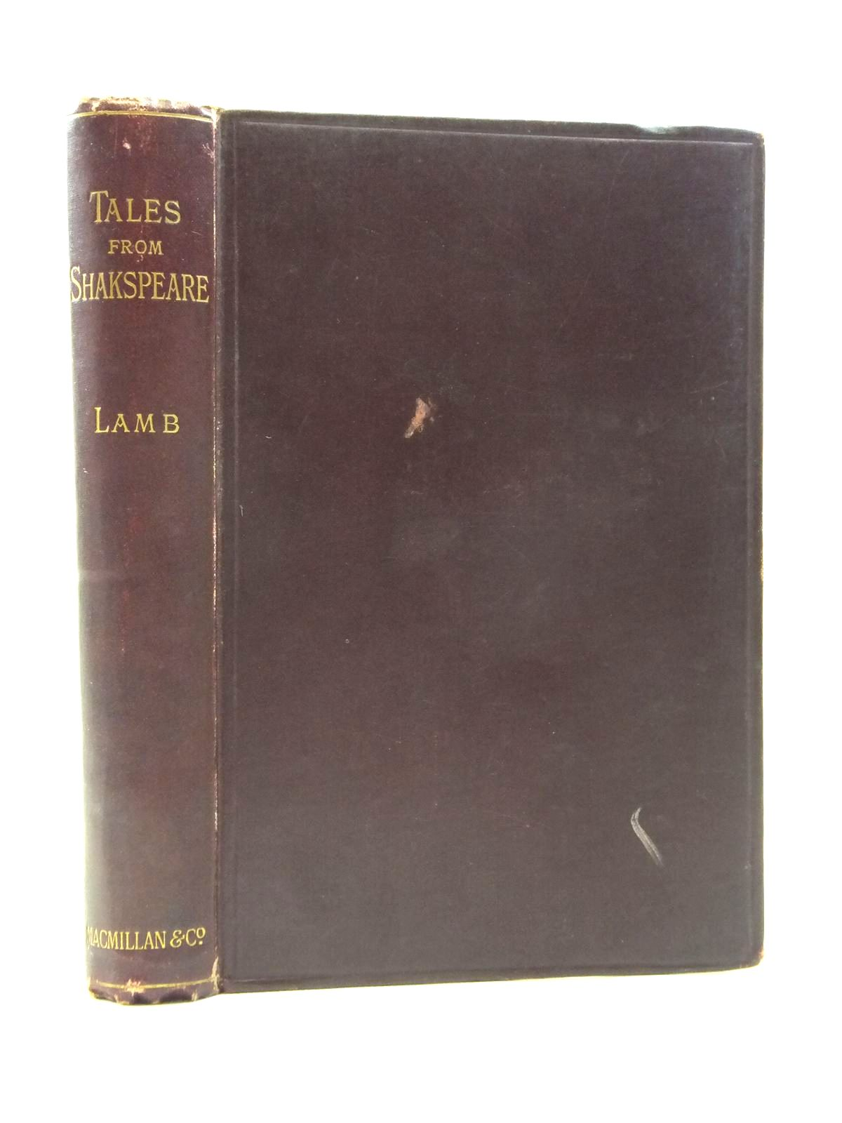 Photo of TALES FROM SHAKESPEARE written by Lamb, Charles