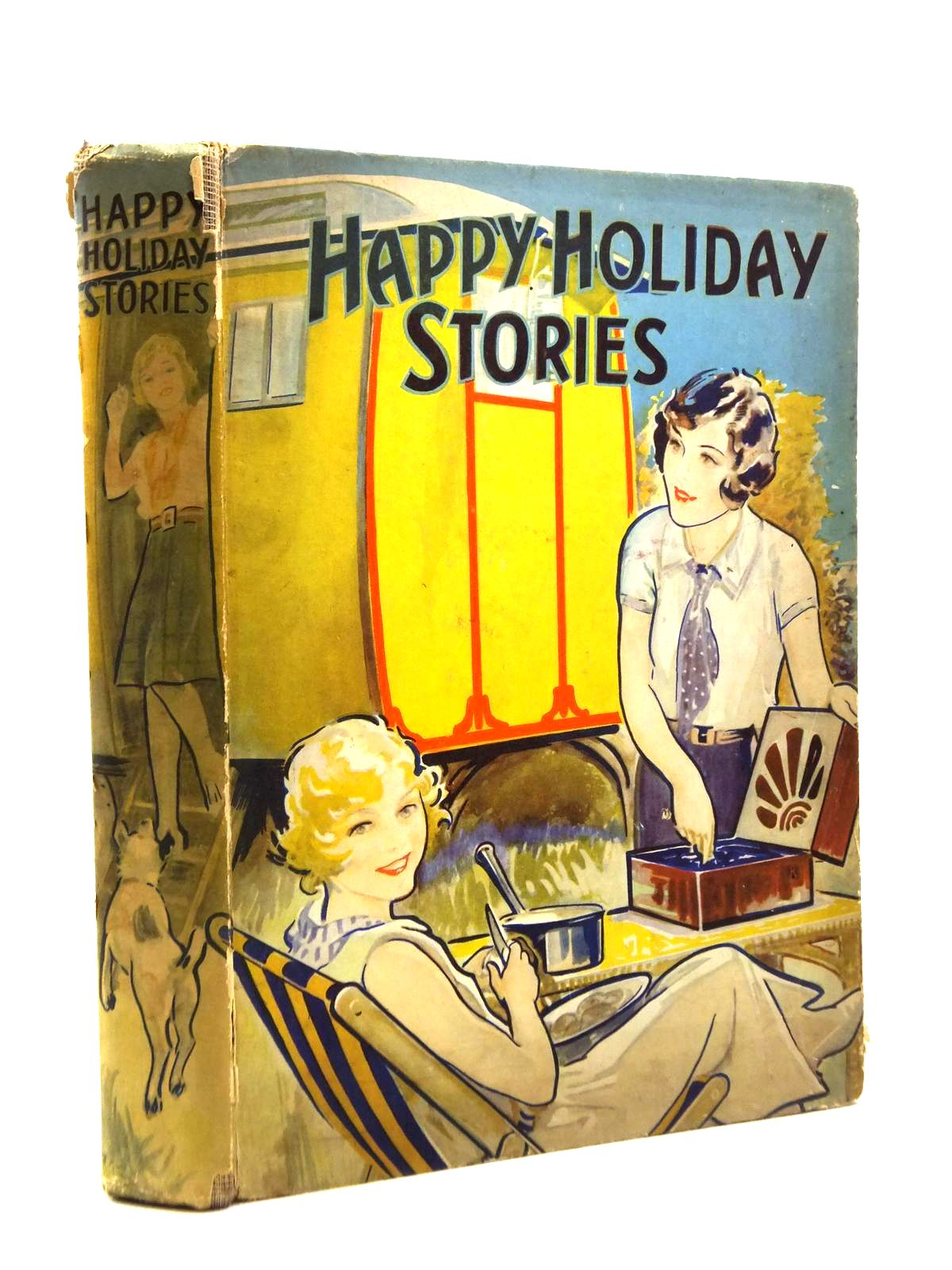 Photo of HAPPY HOLIDAY STORIES published by Juvenile Productions Ltd. (STOCK CODE: 1208369)  for sale by Stella & Rose's Books
