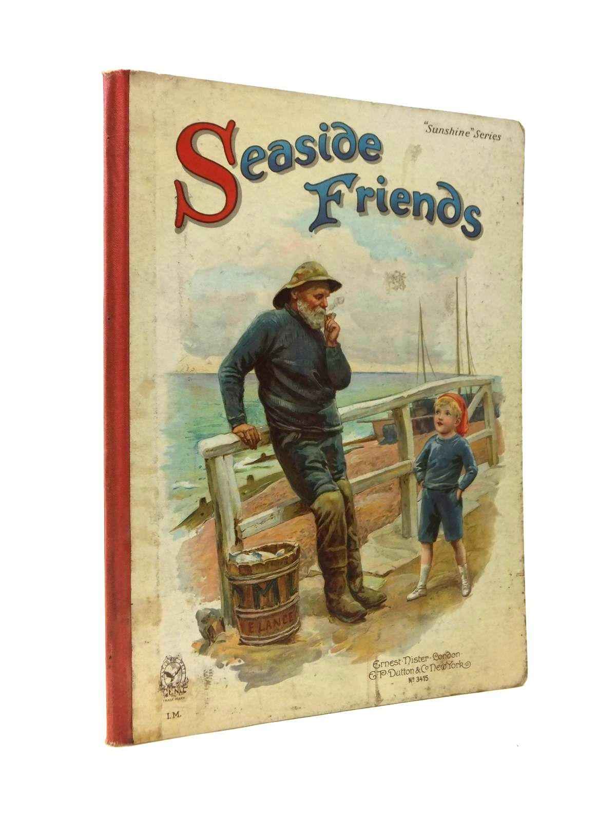 Photo of SEASIDE FRIENDS published by Ernest Nister (STOCK CODE: 1208379)  for sale by Stella & Rose's Books