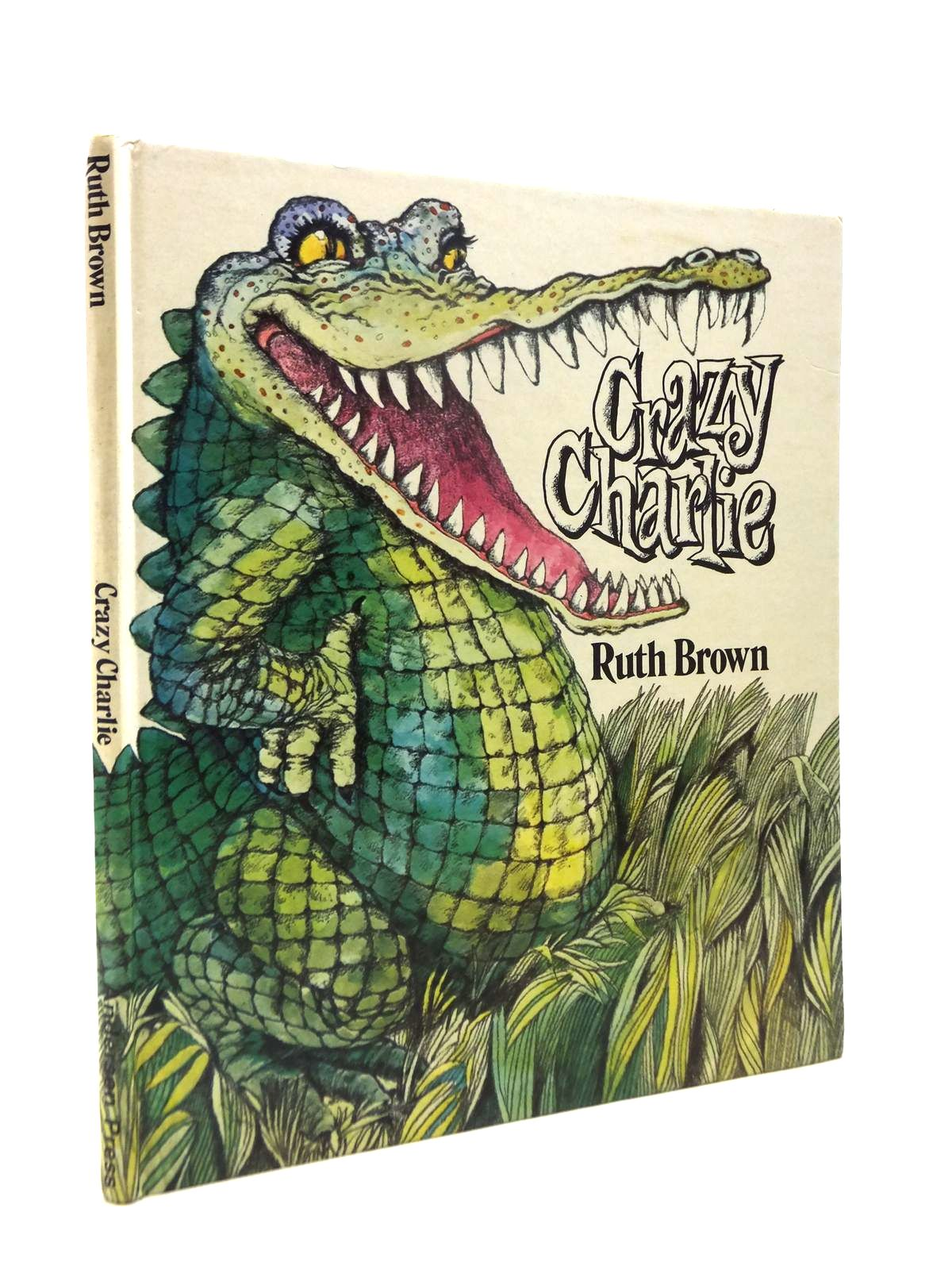 Photo of CRAZY CHARLIE written by Brown, Ruth illustrated by Brown, Ruth published by Andersen Press (STOCK CODE: 1208407)  for sale by Stella & Rose's Books