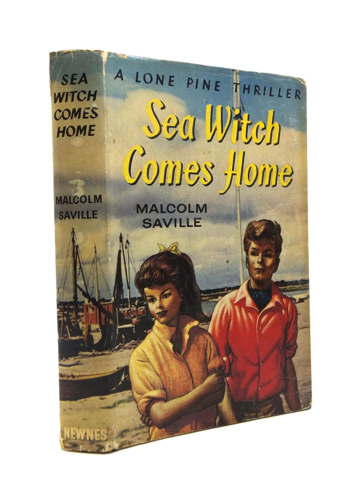 Photo of SEA WITCH COMES HOME- Stock Number: 1208582