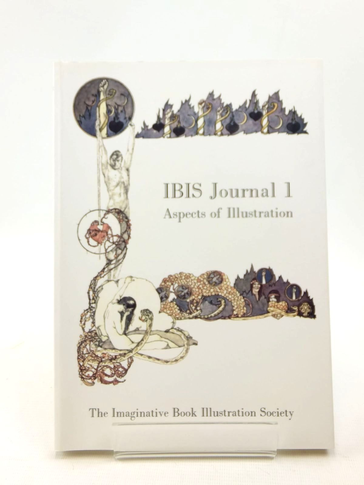 Photo of THE IBIS JOURNAL 1 ASPECTS OF ILLUSTRATION written by Greer, Robin et al, illustrated by Pogany, Willy Woodward, Alice B. et al., published by The Imaginative Book Illustration Society (STOCK CODE: 1208609)  for sale by Stella & Rose's Books