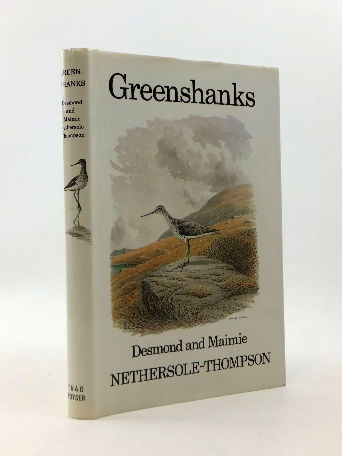 Photo of GREENSHANKS- Stock Number: 1208620