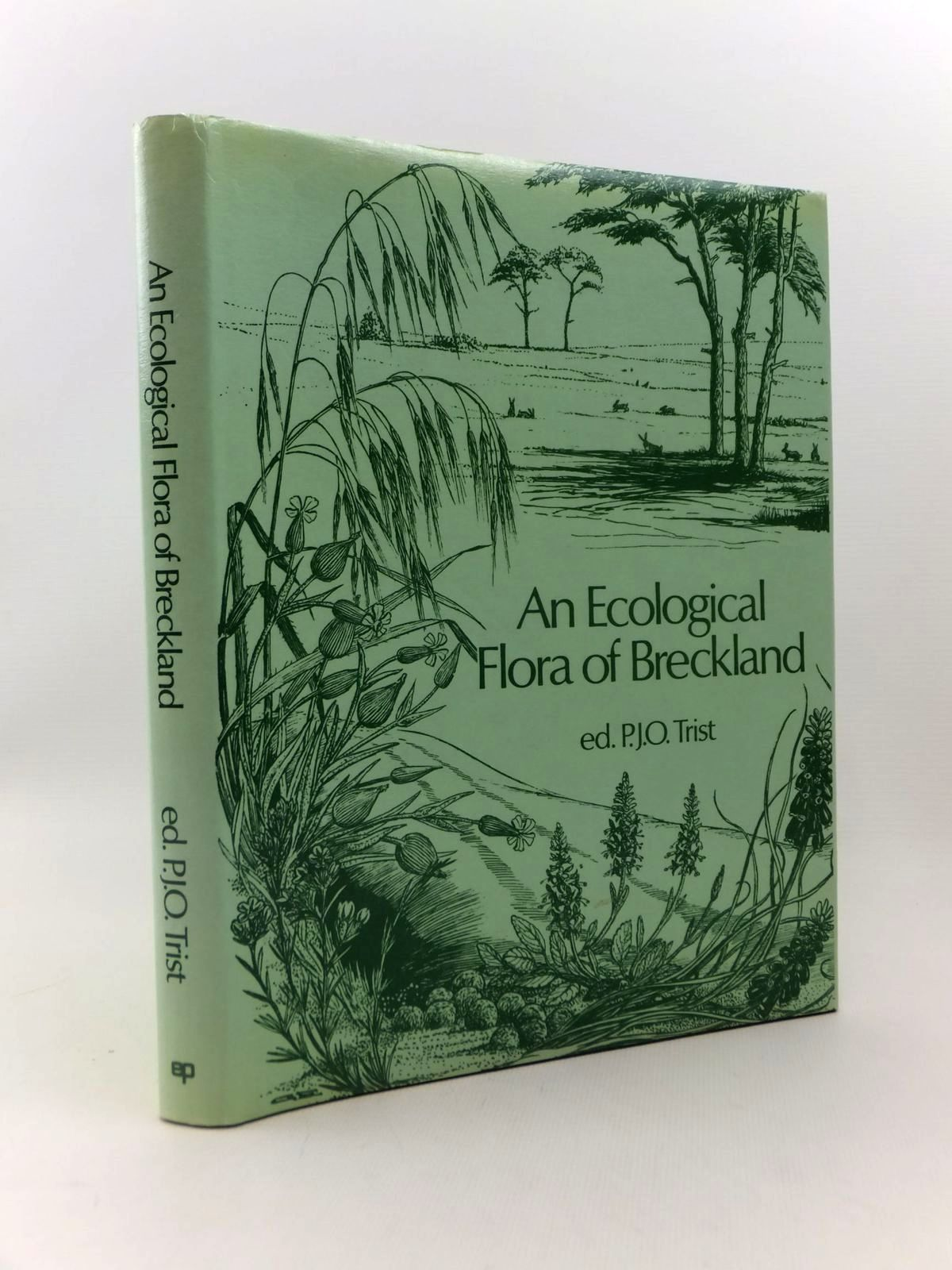Photo of AN ECOLOGICAL FLORA OF BRECKLAND- Stock Number: 1208623