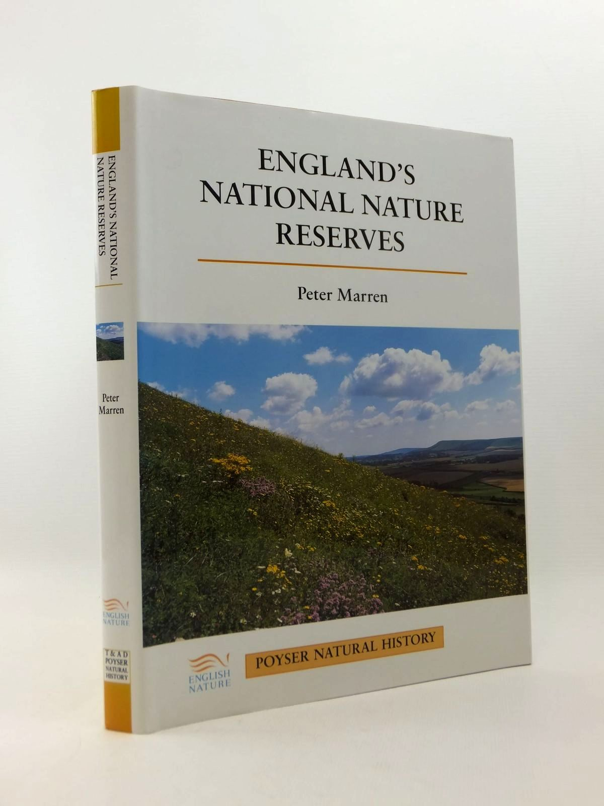 Photo of ENGLAND'S NATIONAL NATURE RESERVES- Stock Number: 1208626