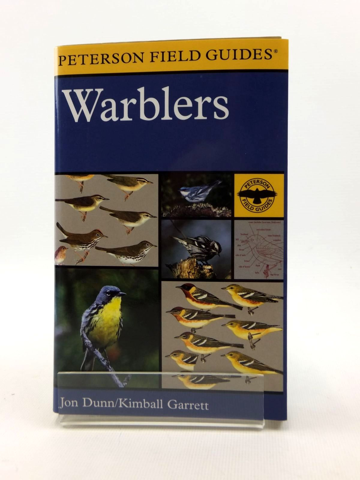 Photo of A FIELD GUIDE TO WARBLERS OF NORTH AMERICA written by Dunn, Jon L.<br />Garrett, Kimball L. published by Houghton Mifflin Company (STOCK CODE: 1208629)  for sale by Stella & Rose's Books