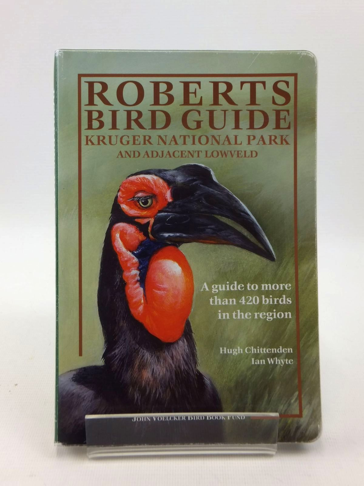 Photo of ROBERTS BIRD GUIDE KRUGER NATIONAL PARK AND ADJACENT LOWVELD- Stock Number: 1208630