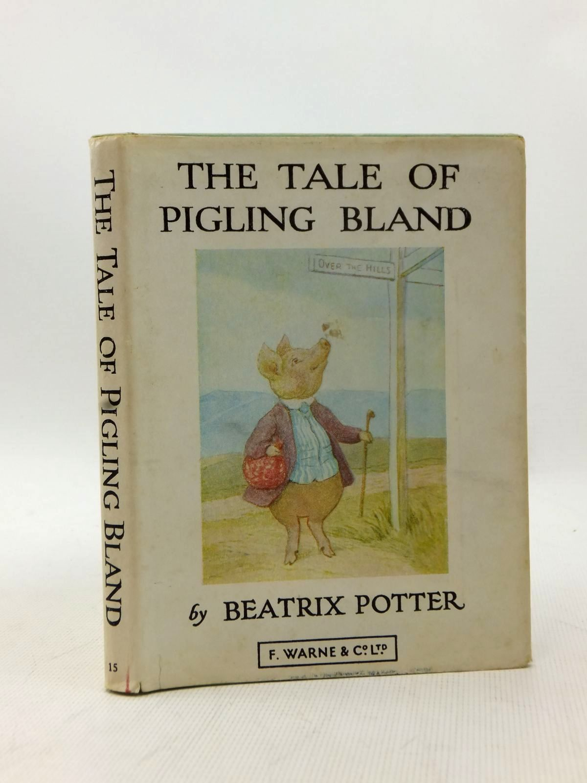 Photo of THE TALE OF PIGLING BLAND written by Potter, Beatrix illustrated by Potter, Beatrix published by Frederick Warne & Co Ltd. (STOCK CODE: 1208656)  for sale by Stella & Rose's Books