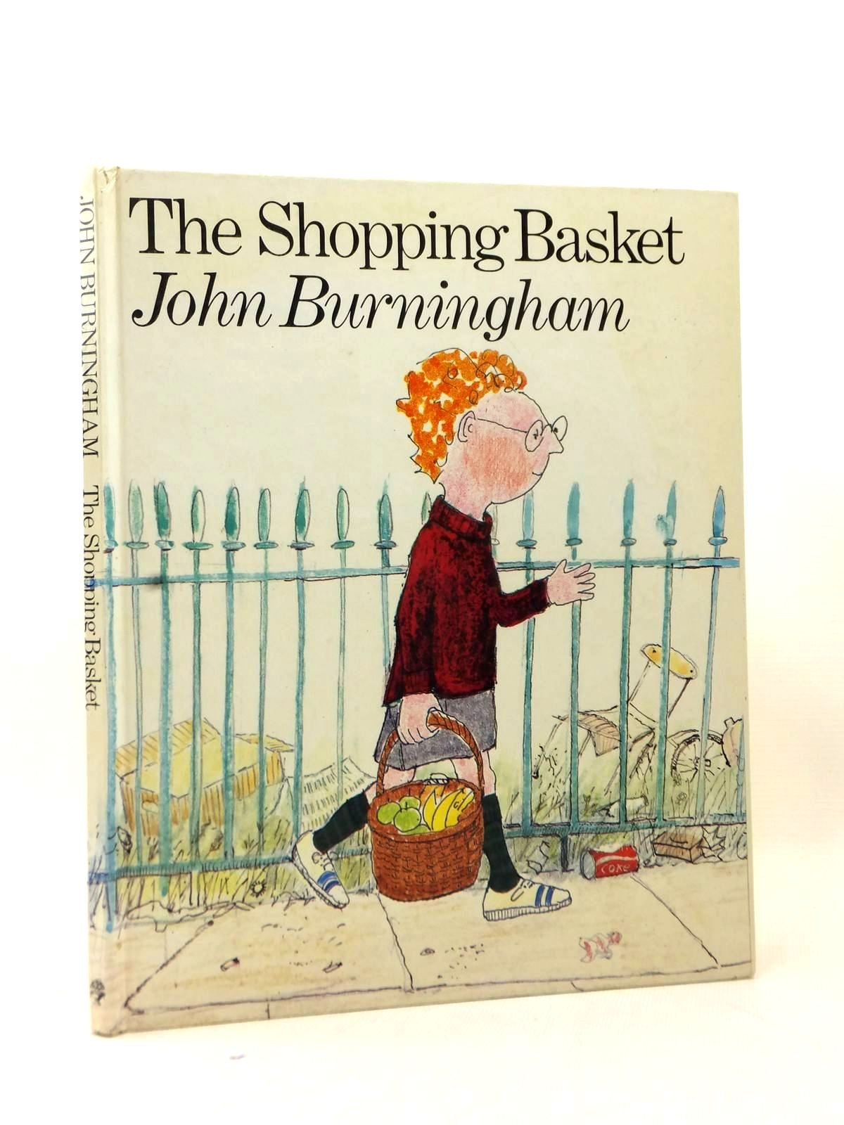 Photo of THE SHOPPING BASKET written by Burningham, John illustrated by Burningham, John published by Jonathan Cape (STOCK CODE: 1208667)  for sale by Stella & Rose's Books