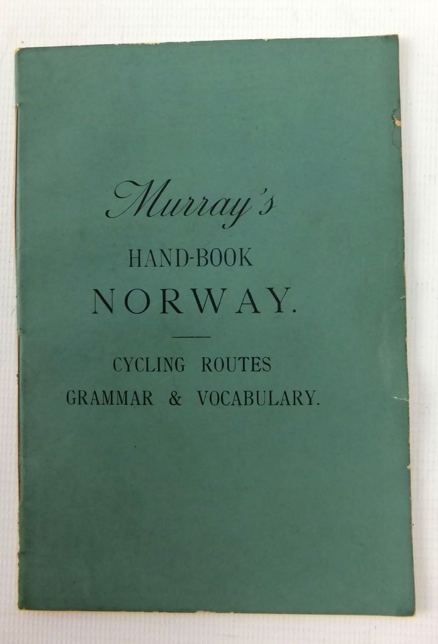 Photo of HANDBOOK FOR TRAVELLERS IN NORWAY published by John Murray (STOCK CODE: 1208692)  for sale by Stella & Rose's Books