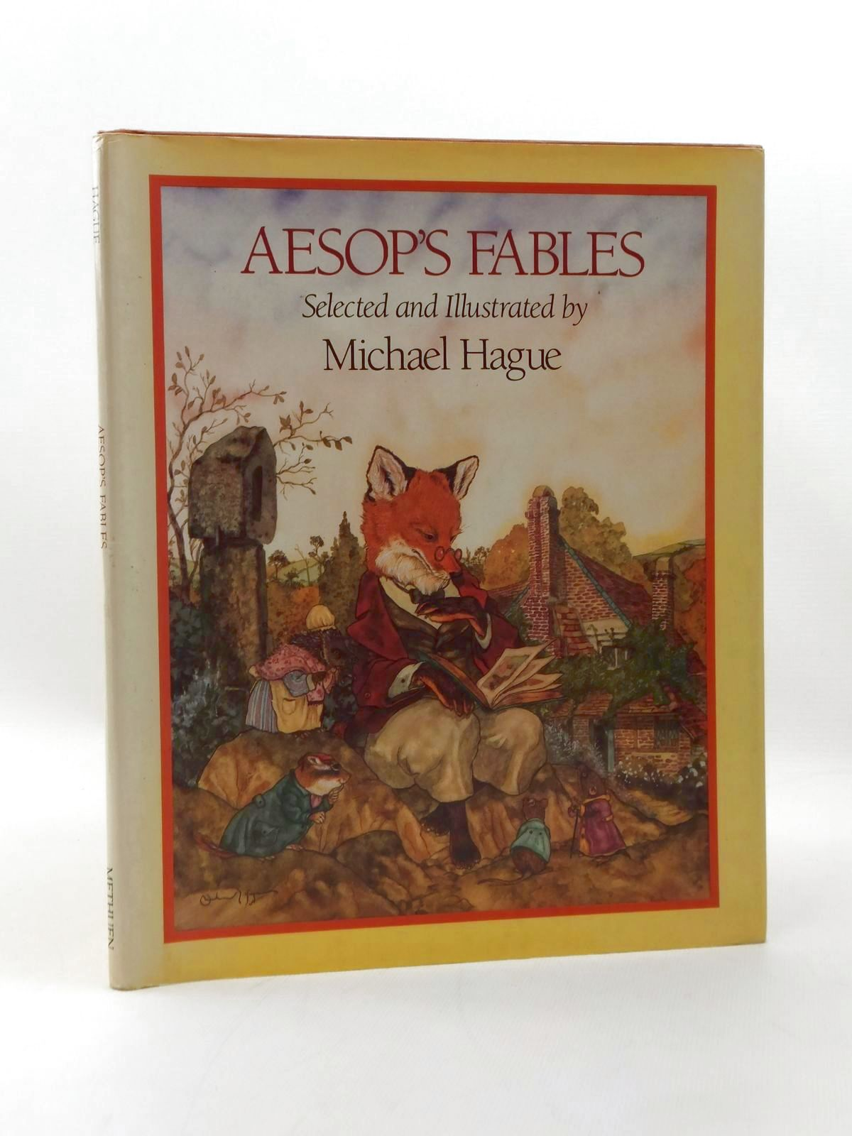 Photo of AESOP'S FABLES- Stock Number: 1208716
