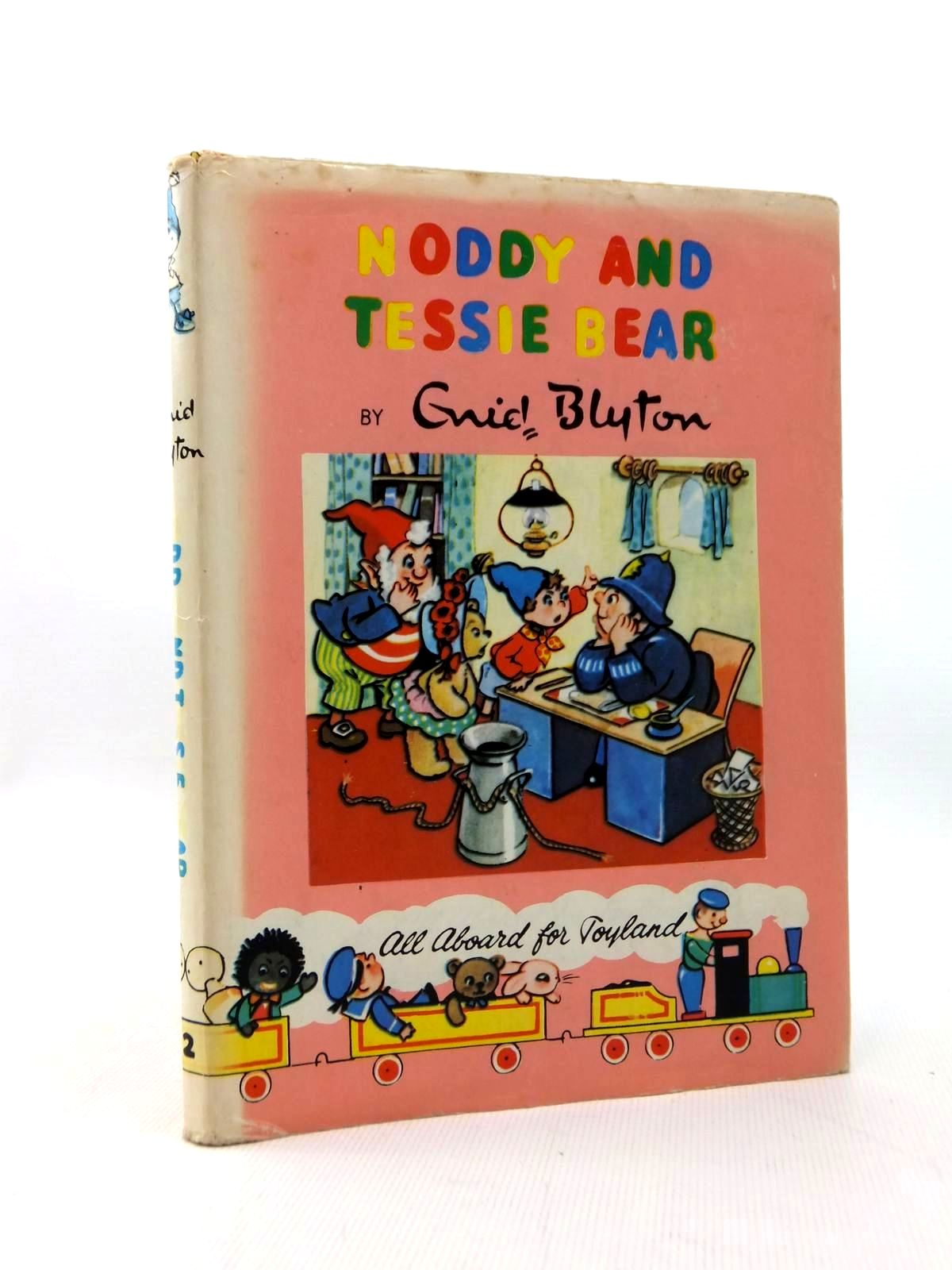 Photo of NODDY AND TESSIE BEAR- Stock Number: 1208809