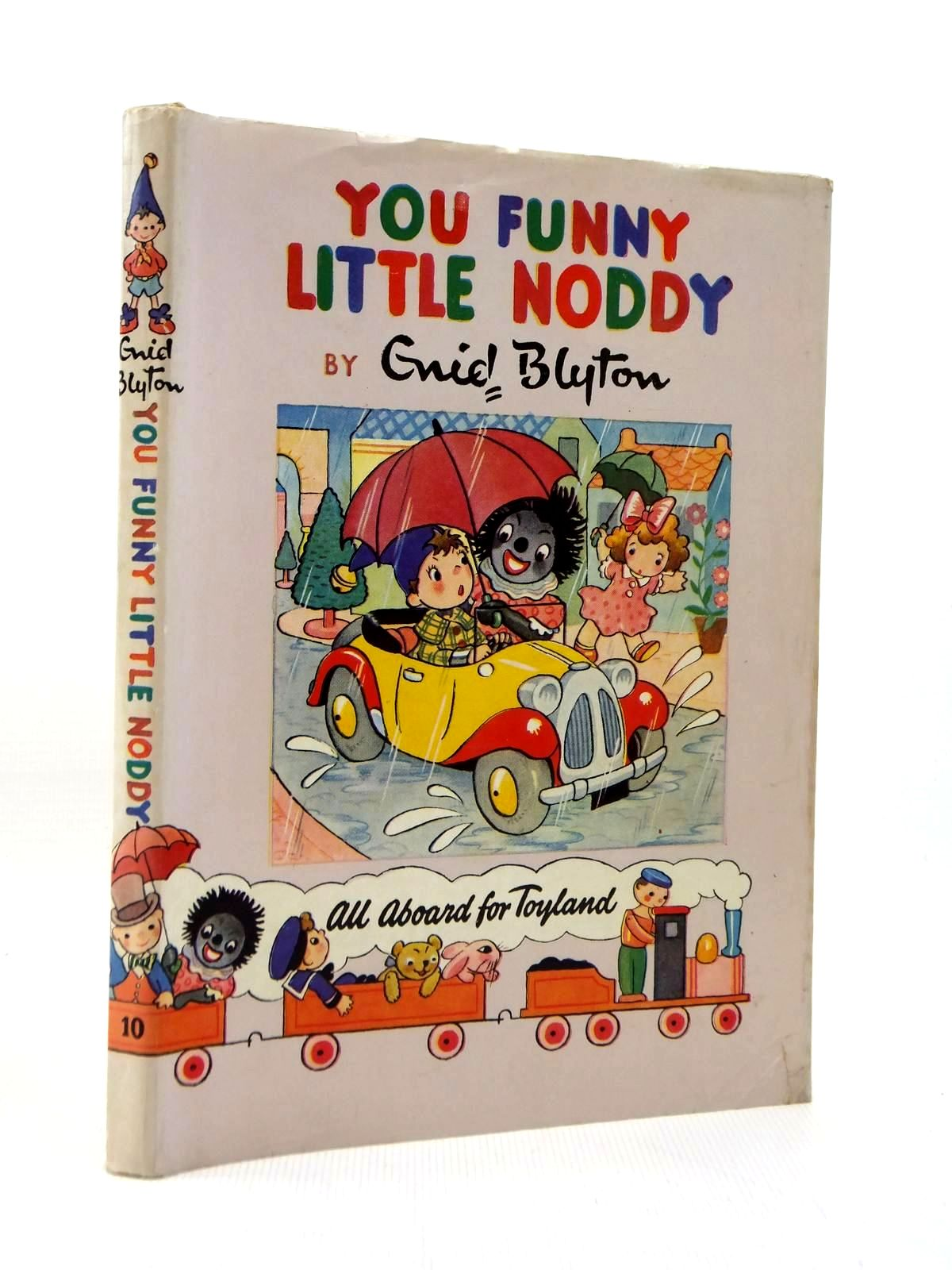 Photo of YOU FUNNY LITTLE NODDY! written by Blyton, Enid published by Sampson Low, Marston & Co. Ltd., Pleiades Books (STOCK CODE: 1208829)  for sale by Stella & Rose's Books