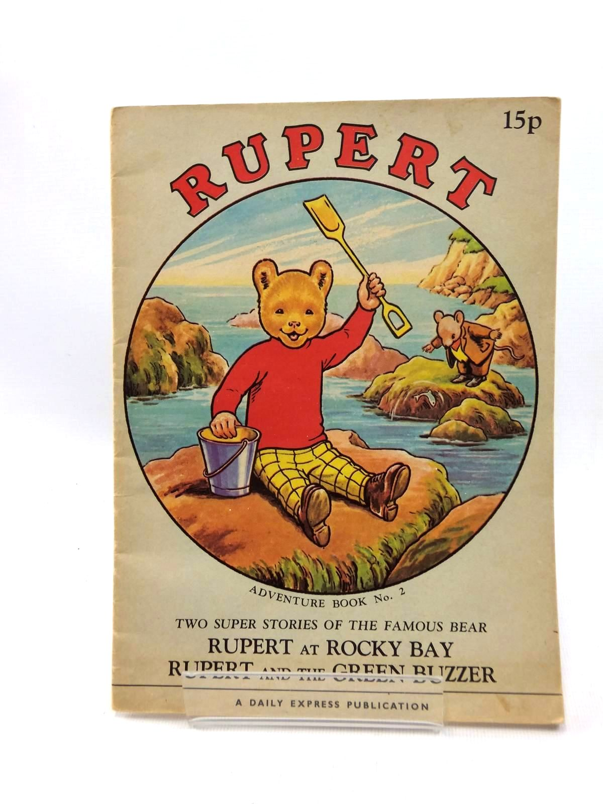 Photo of RUPERT ADVENTURE BOOK NO. 2- Stock Number: 1208890