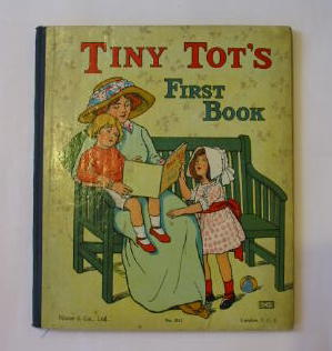 Photo of TINY TOT'S FIRST BOOK illustrated by Houghton, E.e. et al.,  published by NISTER & CO. (STOCK CODE: 1301041)  for sale by Stella & Rose's Books