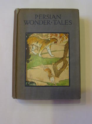 Photo of PERSIAN WONDER TALES written by Mackenzie, C.F. illustrated by Carter, Allan published by Blackie & Son Ltd. (STOCK CODE: 1301076)  for sale by Stella & Rose's Books