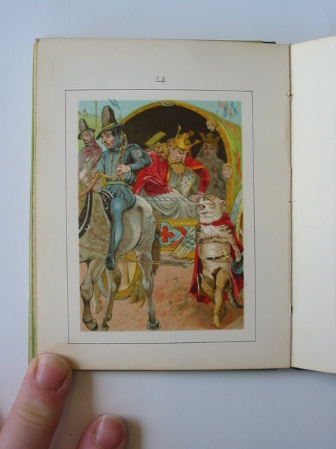 Photo of PUSS IN BOOTS illustrated by Johnson, E.K. Gunston, W. published by Frederick Warne & Co. (STOCK CODE: 1302092)  for sale by Stella & Rose's Books