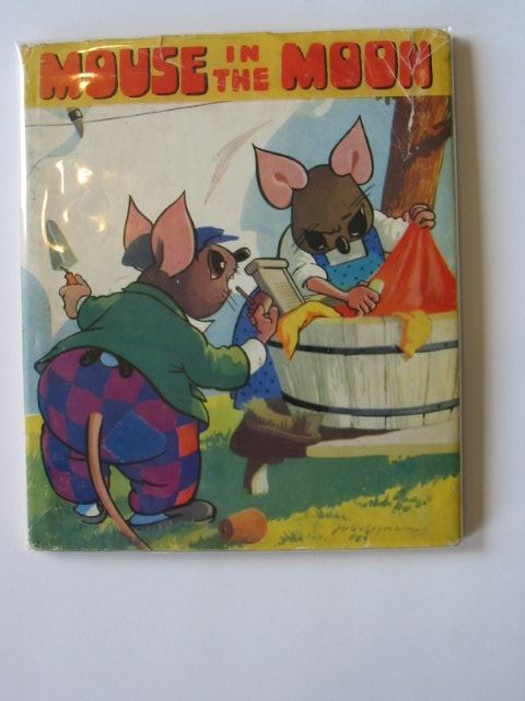 Photo of MOUSE IN THE MOON written by Holleyman, Jo illustrated by Holleyman, Jo published by Sandle Brothers Ltd. (STOCK CODE: 1302095)  for sale by Stella & Rose's Books