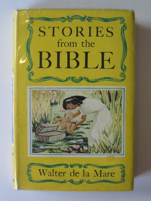 Photo of STORIES FROM THE BIBLE written by De La Mare, Walter illustrated by Hawkins, Irene published by Faber & Faber (STOCK CODE: 1302520)  for sale by Stella & Rose's Books