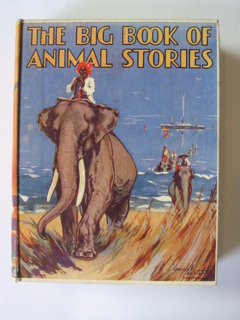 Photo of THE BIG BOOK OF ANIMAL STORIES written by Lane, Margaret Stuart illustrated by Aris, Ernest A.