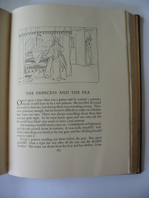Photo of FAIRY TALES written by Andersen, Hans Christian illustrated by Rackham, Arthur published by George G. Harrap & Co. Ltd. (STOCK CODE: 1302591)  for sale by Stella & Rose's Books