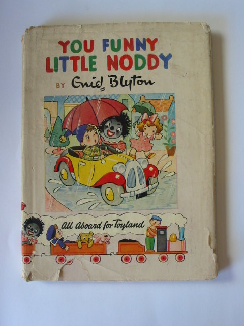 Photo of YOU FUNNY LITTLE NODDY! written by Blyton, Enid published by Sampson Low, Marston & Co. Ltd., Pleiades Books (STOCK CODE: 1302747)  for sale by Stella & Rose's Books