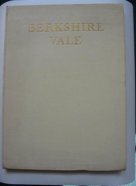 Photo of BERKSHIRE VALE written by Howe-Nurse, Wilfrid illustrated by Aldin, Cecil published by Basil Blackwell (STOCK CODE: 1302874)  for sale by Stella & Rose's Books