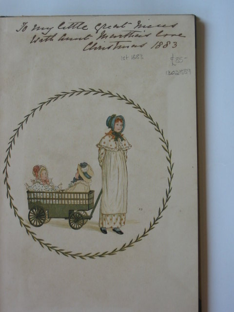 Photo of LITTLE ANN AND OTHER POEMS written by Taylor, Jane Taylor, Ann illustrated by Greenaway, Kate published by George Routledge & Sons (STOCK CODE: 1302889)  for sale by Stella & Rose's Books