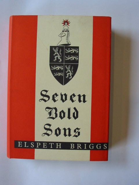 Photo of SEVEN BOLD SONS written by Briggs, Elspeth published by Alden Press (STOCK CODE: 1302918)  for sale by Stella & Rose's Books