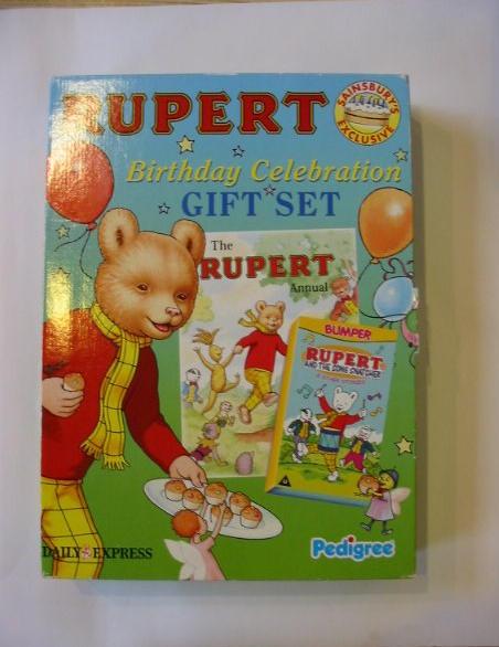 Photo of RUPERT BIRTHDAY CELEBRATION GIFT SET- Stock Number: 1303043