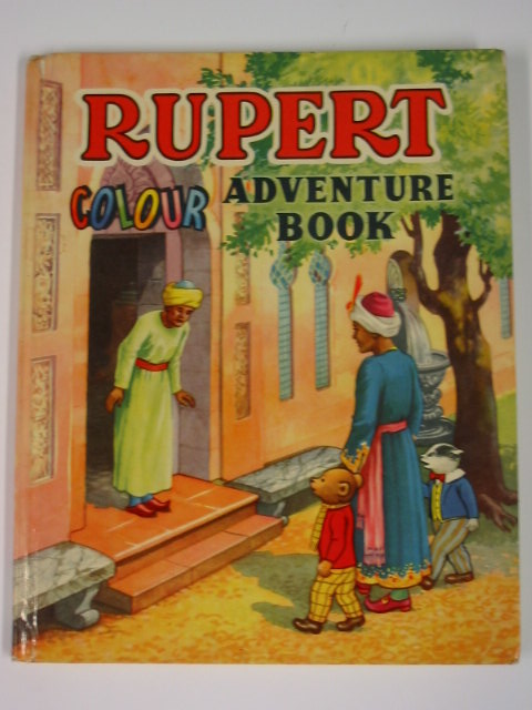 Photo of RUPERT COLOUR ADVENTURE BOOK- Stock Number: 1303301