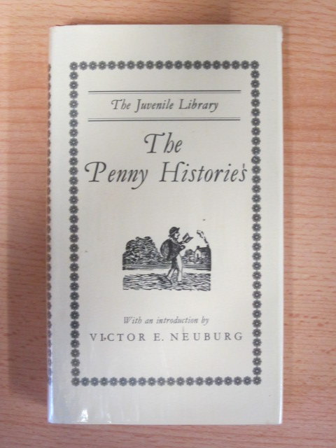 Photo of THE PENNY HISTORIES written by Neuburg, Victor E. Alderson, Brian published by Oxford University Press (STOCK CODE: 1303564)  for sale by Stella & Rose's Books