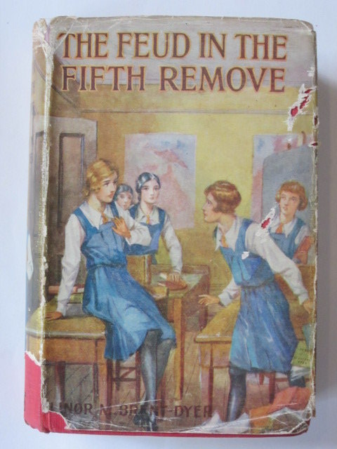 Photo of THE FEUD IN THE FIFTH REMOVE written by Brent-Dyer, Elinor M. illustrated by Silas, Ellis published by R.T.S., Girl's Own Paper (STOCK CODE: 1304589)  for sale by Stella & Rose's Books