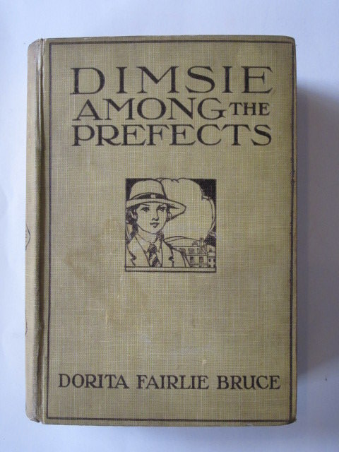 Photo of DIMSIE AMONG THE PREFECTS written by Bruce, Dorita Fairlie illustrated by Hammond, Gertrude Demain published by Oxford University Press, Humphrey Milford (STOCK CODE: 1304594)  for sale by Stella & Rose's Books