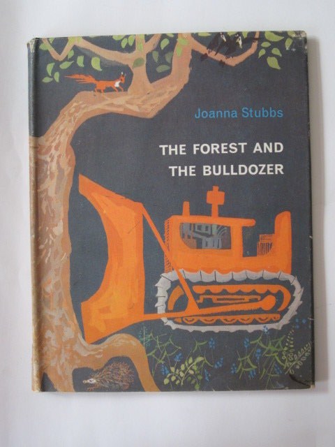 Photo of THE FOREST AND THE BULLDOZER- Stock Number: 1304605
