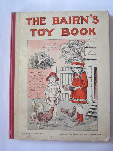 Photo of THE BAIRN'S TOY BOOK illustrated by Neilson, Harry B. Lumley, Savile et al.,  published by The Epworth Press (STOCK CODE: 1304630)  for sale by Stella & Rose's Books