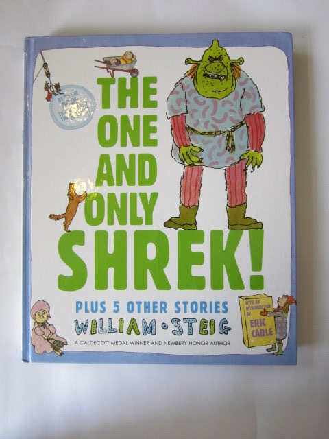 Photo of THE ONE AND ONLY SHREK! PLUS 5 OTHER STORIES written by Steig, William illustrated by Steig, William published by Square Fish (STOCK CODE: 1304795)  for sale by Stella & Rose's Books
