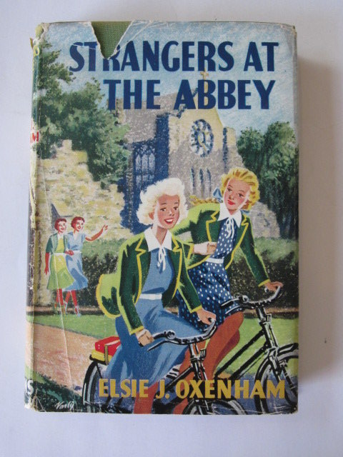 Photo of STRANGERS AT THE ABBEY written by Oxenham, Elsie J. published by Collins (STOCK CODE: 1304910)  for sale by Stella & Rose's Books